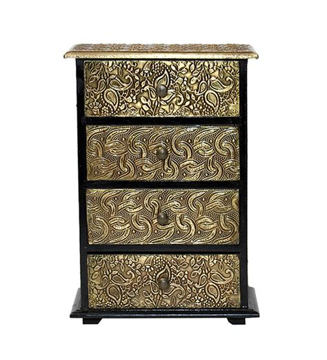 Ethnic Furniture India by Sukshara Cabinet In Dual Tone With Mudramark By Mudramark