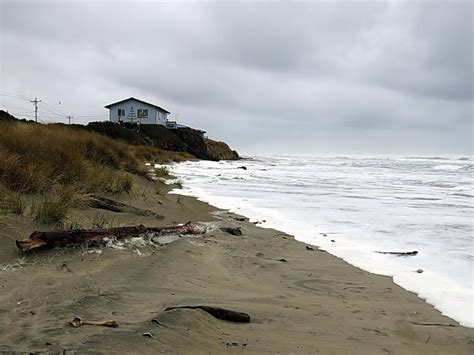 king tide project second series oregon shores