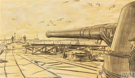 sle battleship war drawings by muirhead bone the fo c sle of a