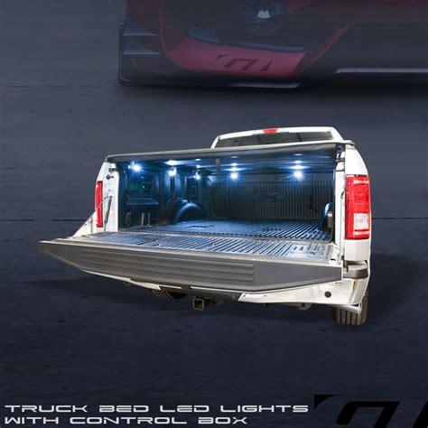 led truck bed cargo lights 16x white led trunk cargo truck bed lights lamps lighting