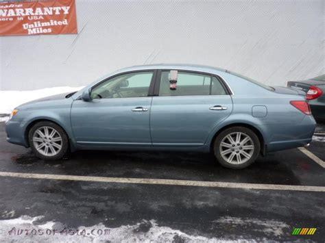 2008 Toyota Avalon 2008 Toyota Avalon Limited In Blue Mirage Metallic