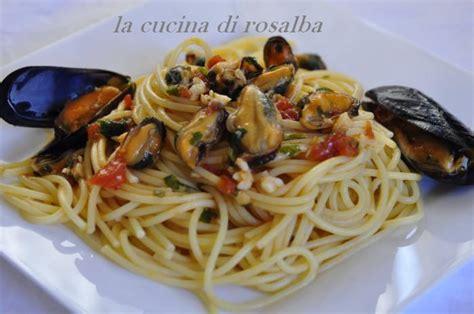 cozze surgelate come cucinare spaghetti con le cozze fresche ricetta