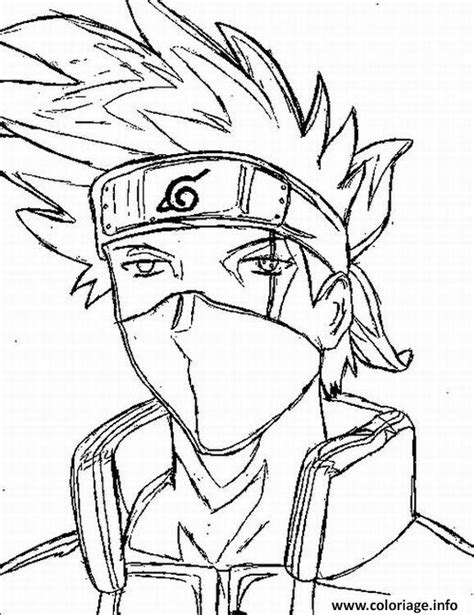 naruto manga coloring pages coloriage manga naruto 62 jecolorie com