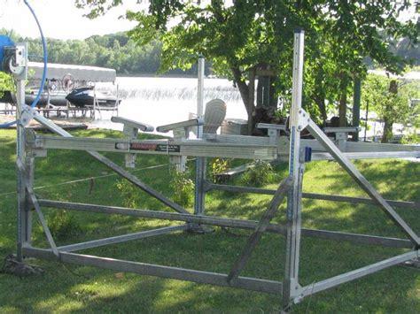 boat lift auction boat lift in fergus falls minnesota by fergus falls