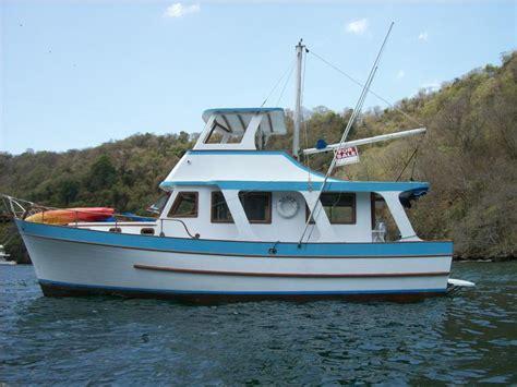 marine trader boat parts 1977 marine trader sadan powerboat for sale in