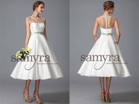 Brautkleid Knielang by Knielange Brautkleider Samyra Fashion Preiswerte