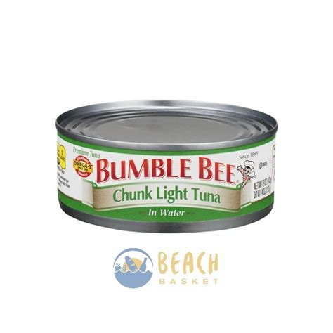 what is chunk light tuna bumble bee chunk light tuna in water basket belize