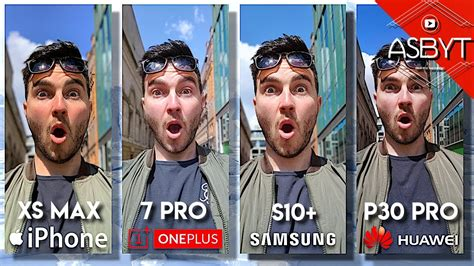oneplus  pro  iphone xs max  samsung    huawei p pro camera comparison test