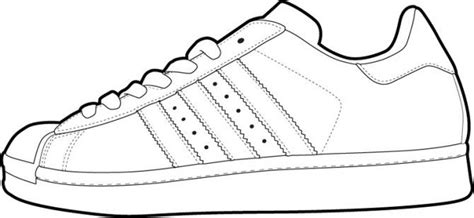 vans drawing pesquisa coloring pages sneakers sketch shoe template shoes vector