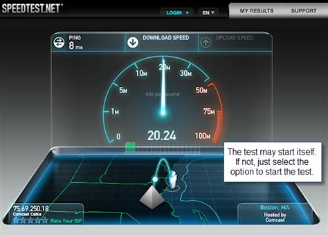my speed test how fast is your test it today speed up my pc free