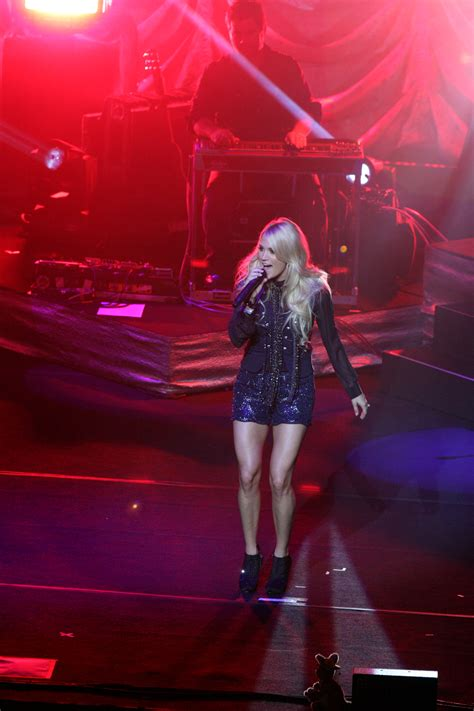 Mansion Global File Carrie Underwood At Sydney Opera House In July 2012