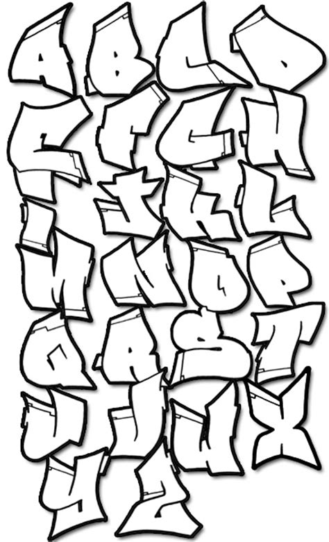 graffiti 3d arts 2011 graffiti alphabet letters a z
