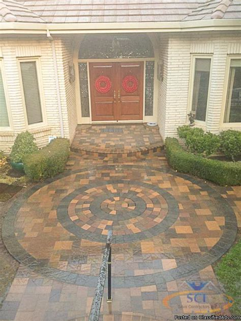 paver patio cost per square foot paver patio cost per sq ft