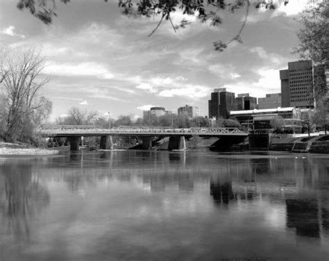 thames river london ontario thames river with downtown london in the background