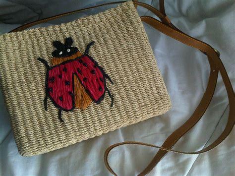 Tas Shoulder Bag Motif Bunga Cantik Elegan Dan Keren 2 javaholic bags tas motif sulam