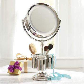 light up mirrors bathroom delight light up mirror from pbteen everything for the