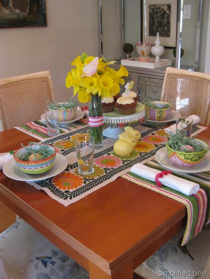 brunch table setting our easter brunch table setting cheery bright