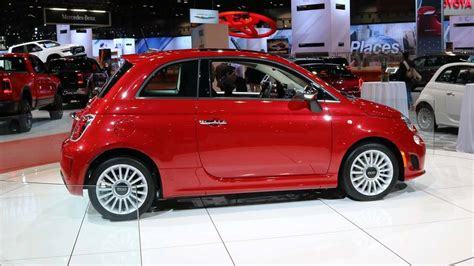Auto Lawyers In Chicago 1 by 2018 Fiat 500 Chicago Auto Show Photo