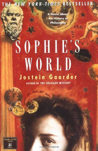 sophies world a novel sophie s world a novel about the history of philosophy