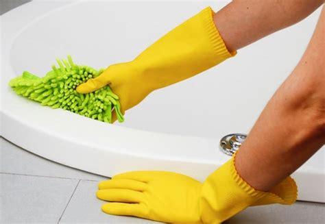 pulizia vasca da bagno come pulire la vasca da bagno mondofamiglia