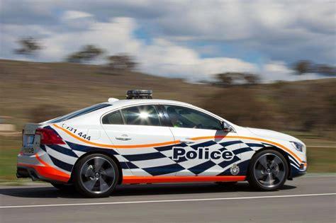 la police australienne teste la volvo  revue par polestar