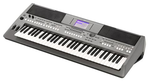Keyboard Psr S670 Yamaha Psr S670 Thomann Uk