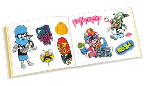 urban media sticker bomb  book