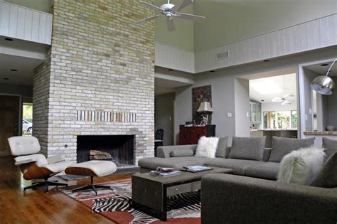 houzz living rooms my houzz dallas designer transforms her home with