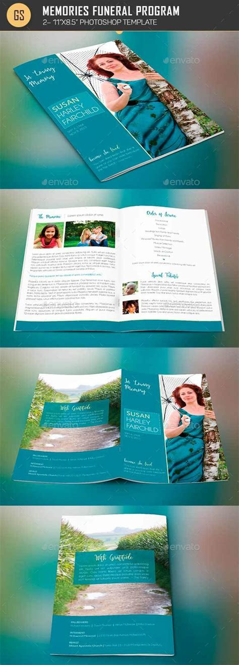 http graphicriver net item funeral service business card template 10998645 memories funeral program template by godserv2 graphicriver