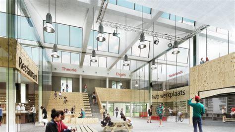 De Zwarte Hond Architecten by De Zwarte Hond Ontwerpt Praktijkschool Lmc Pro
