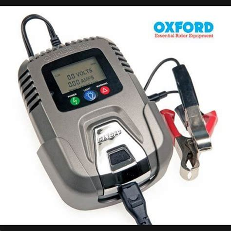 oxford chargers oxford oximiser 900 battery charger tooling and