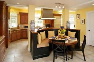 Kitchen Booth Designs 15 Stunning Kitchen Nook Designs Home Design Lover