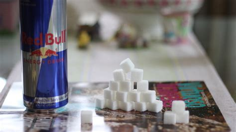 energy drink sugar content here s how much sugar is really in the food we eat every