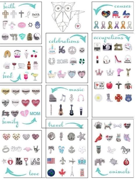 origami owl charms list origami owl charms designer 26947 do this