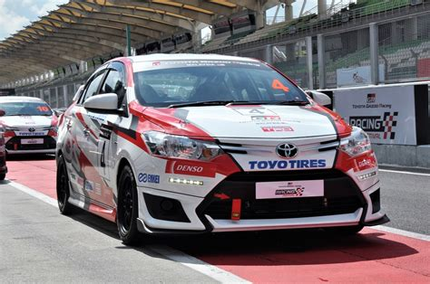 toyota my toyota aims to promote local motorsports with vios