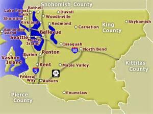 king county information shrauner