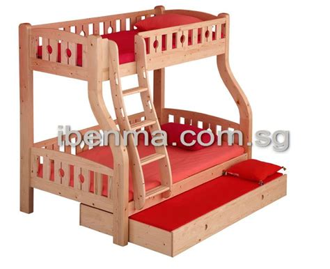 pull out bunk bed bunk bed with pull out bed bunk beds design home gallery