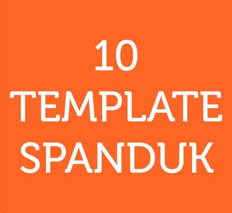 buat spanduk online gratis contoh desain background spanduk free