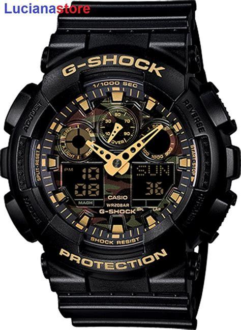 Casio Original 100 Gd 100 1a reloj casio g shock ga 100cf 1a9 100 original y nuevo ztr