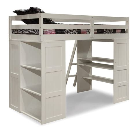 storage loft bed with desk 10 best loft beds with desk designs decoholic