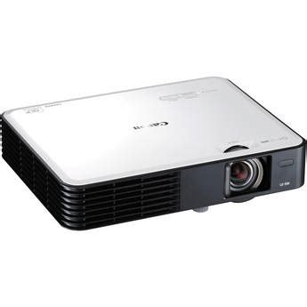 Proyektor Canon Le 5w Canon Le 5w Multimedia Projector White 8488b002 B H Photo