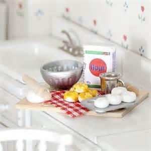 Baking Supplies Miniature Tabletop Baking Bread Pan And Baking Supplies
