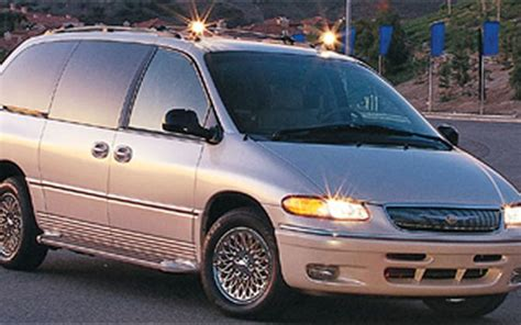 1997 Chrysler Town And Country by 1997 Chrysler Town And Country Professional Motor