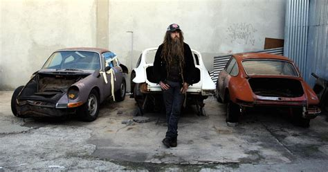magnus walker garage magnus walker s 25 porsches could be worth 7 5 million