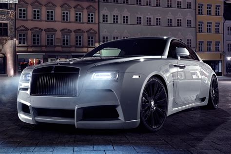 widebody rolls royce spofec overdose rolls royce wraith tuning mit widebody kit