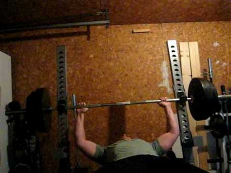 205 bench press bench press 350 lbs x 1 rep at 205 lbs youtube