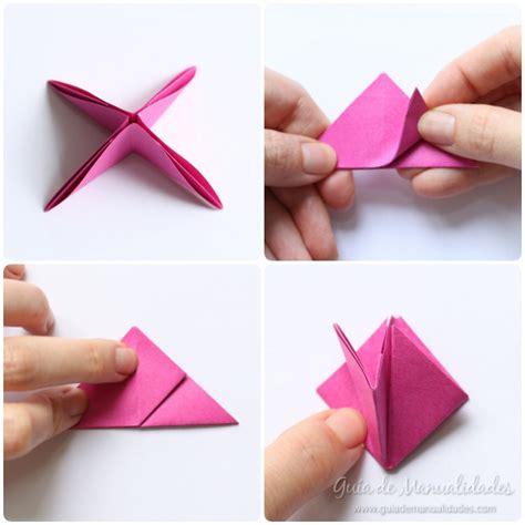 Rosa De Origami - rosas de origami en minutos gu 237 a de manualidades