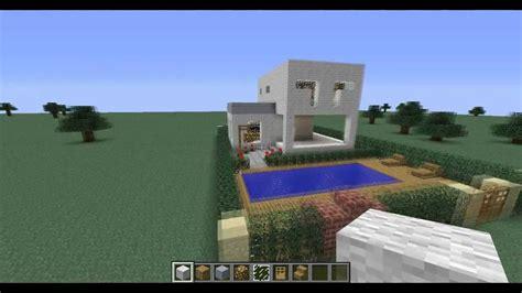 comment faire une maison design dans minecraft 2 1