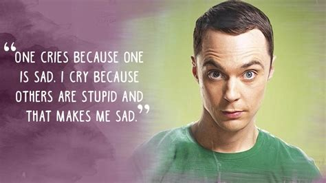 sheldon cooper quotes here are 10 sheldon cooper quotes to honor jim s