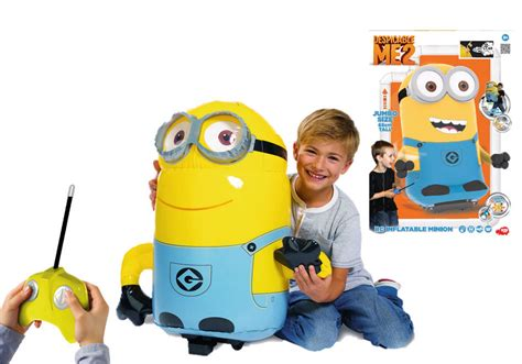 hello de mi villano favorito 2 risa 2013 original 3d minion inflable por radiocontrol